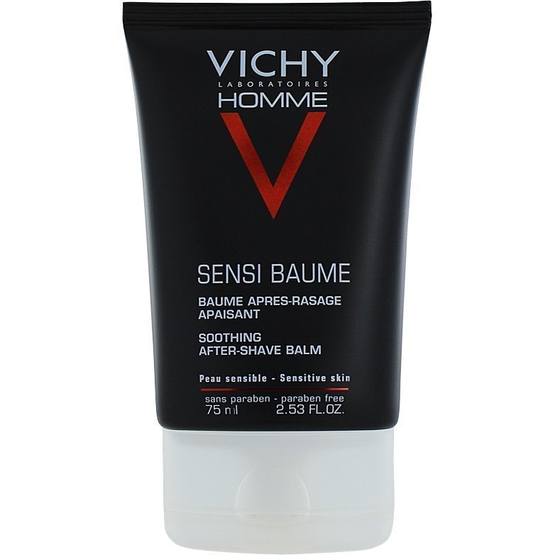 Vichy Homme Giftset Sensi Baume Ca After Shave 75ml