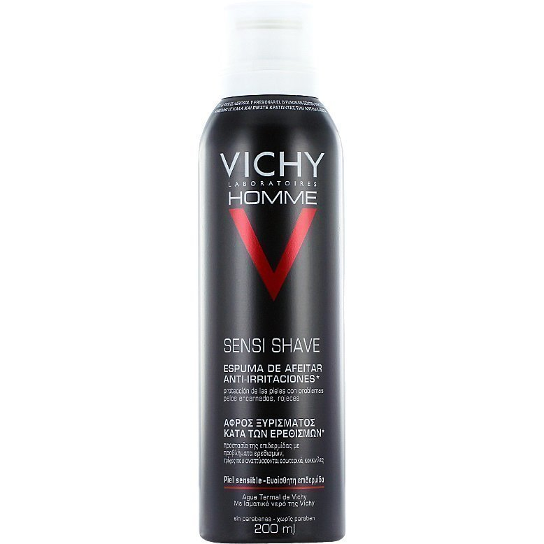 Vichy Homme Sensi Shave 200ml