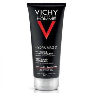 Vichy Homme Shower Gel 200 Ml