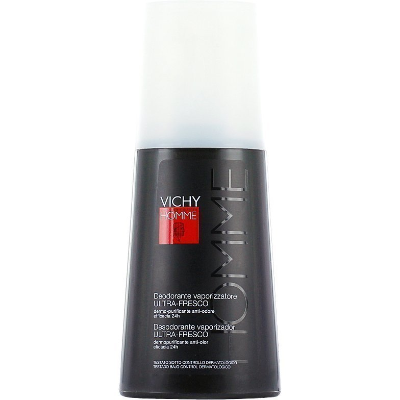 Vichy Homme Ultra-Refreshing Deodorant SprayRefreshing Deodorant Spray 100ml