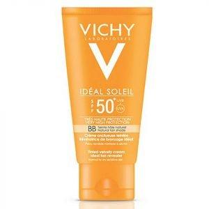 Vichy Idéal Soleil Bb Velvety Cream Spf 50 50 Ml