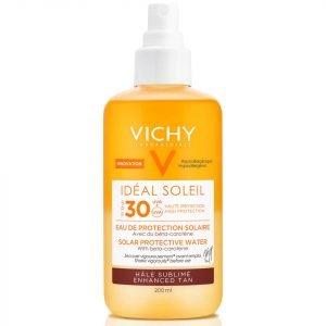 Vichy Idéal Soleil Protective Solar Water Tan 200 Ml