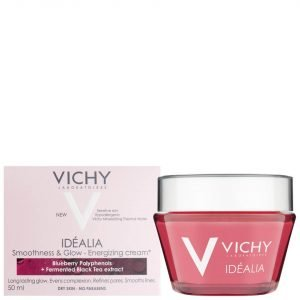 Vichy Idéalia Smoothness & Glow Energizing Day Cream Dry Skin 50 Ml