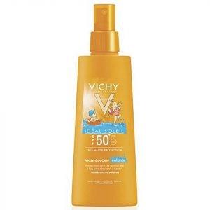 Vichy Ideal Soleil Spray For Children Spf 50+ 200 Ml