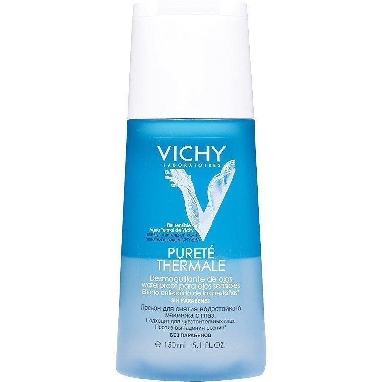 Vichy Pureté Thermale Waterproof Eye Makeup Remover 150ml