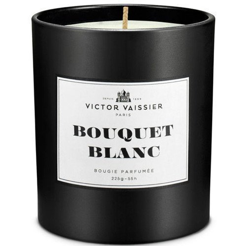 Victor Vaissier Scented Candle Bouquet Blanc