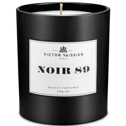 Victor Vaissier Scented Candle Noir 89