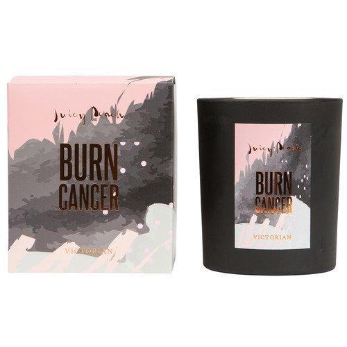 Victorian Burn Cancer Copper Juicy Peach