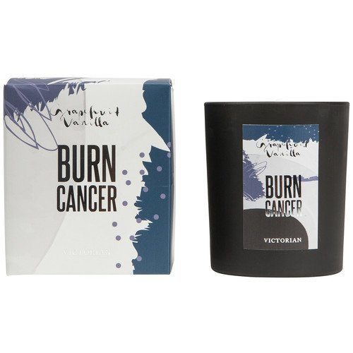 Victorian Burn Cancer Silver Grapefruit Vanilla