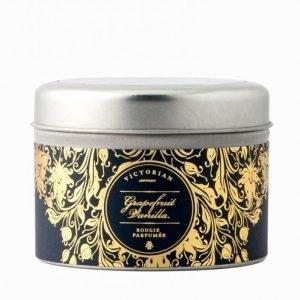 Victorian Candles Sense Tinbox Tuoksukynttilä Grapefruit Vanilla