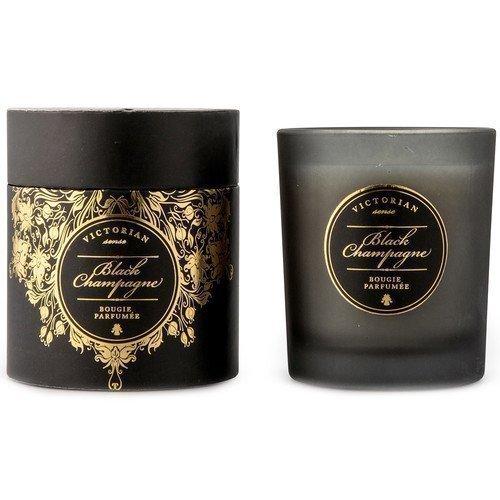 Victorian Sense Roundbox Black Champagne