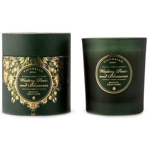 Victorian Sense Roundbox Pear & Blossoms