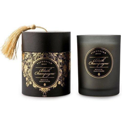 Victorian Sense Tasselbox Black Champagne