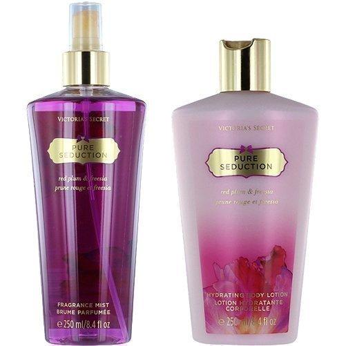 Victoria's Secret Pure Seduction Duo Body Mist 250ml Body Lotion 250ml