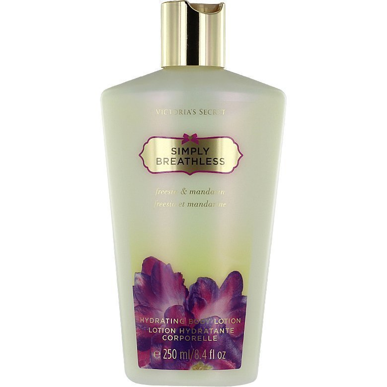 Victoria's Secret Simply Breathless Body Lotion Body Lotion 250ml