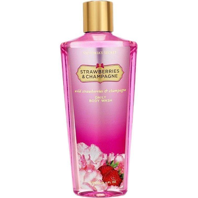 Victoria's Secret Strawberries & Champagne Body Wash Body Wash 250ml