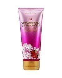 Victoria's Secret Strawberries & Champagne Hand & Body Cream 200ml