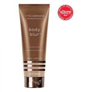 Vita Liberata Body Blur Instant Hd Skin Finish Café Crème 100 Ml