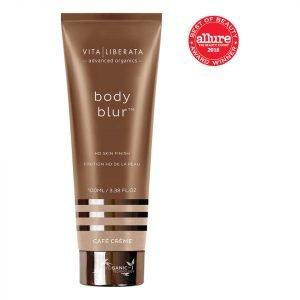 Vita Liberata Body Blur Instant Hd Skin Finish Café Crème 100 Ml