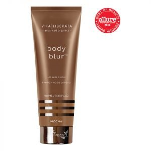 Vita Liberata Body Blur Instant Hd Skin Finish Dark Mocha 100 Ml