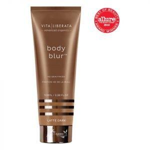 Vita Liberata Body Blur Instant Hd Skin Finish Latte Dark 100 Ml