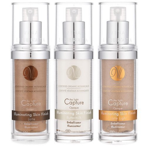 Vita Liberata Capture the Light Opaque Illuminating Skin Finish Buttermilk