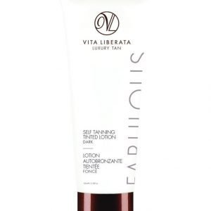 Vita Liberata Fabulous Self Tan Lotion Dark Itseruskettava Emulsio 100 ml