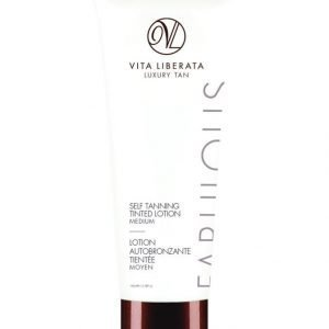 Vita Liberata Fabulous Self Tan Lotion Medium Itseruskettava Voide 100 ml