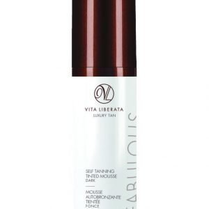 Vita Liberata Fabulous Self Tan Mousse Dark Itseruskettava Vaahto 100 ml