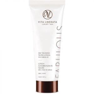 Vita Liberata Fabulous Self Tanning Tinted Lotion Dark 100 Ml