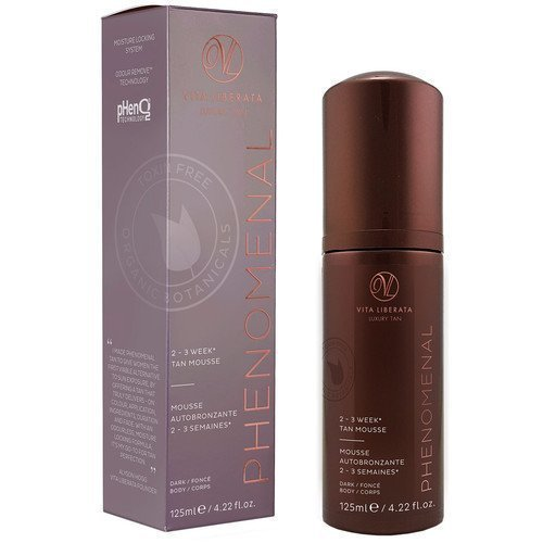 Vita Liberata Luxury Tan pHenomenal 2-3 Week Tan Mousse Dark