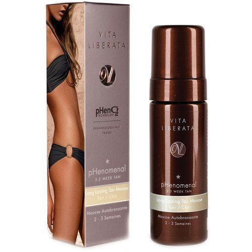 Vita Liberata Luxury Tan pHenomenal Long Lasting Tan Mousse Medium