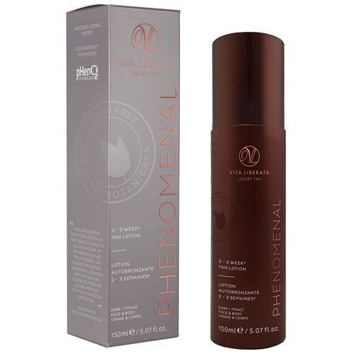 Vita Liberata Luxury Tan pHenomenal Tan Lotion Dark