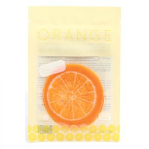 Vitamasques Orange Fruit Slice Pads 8 X 11 G
