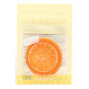 Vitamasques Orange Fruit Slice Pads 8 X 11 G