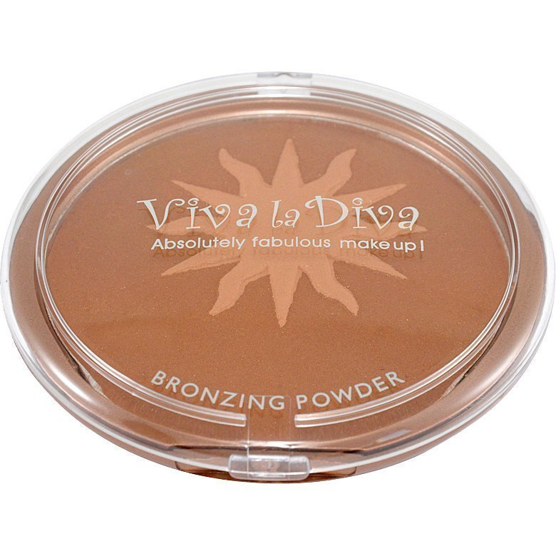 Viva la Diva Bronzing Powder 32 Sunkissed 37