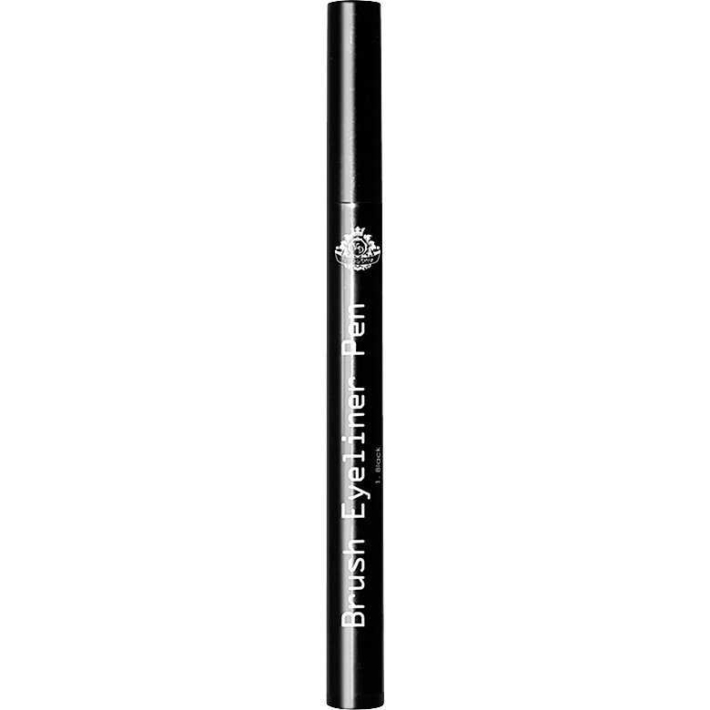 Viva la Diva Brush Liquid Eyeliner Pen Black 1