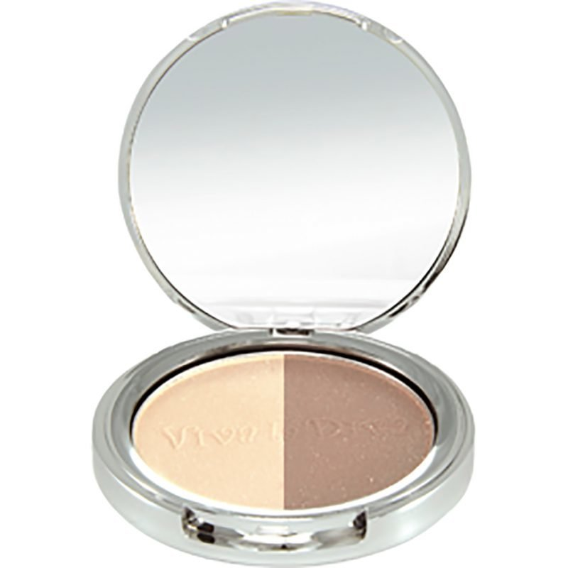 Viva la Diva Duo-Highlighters Warm Gold