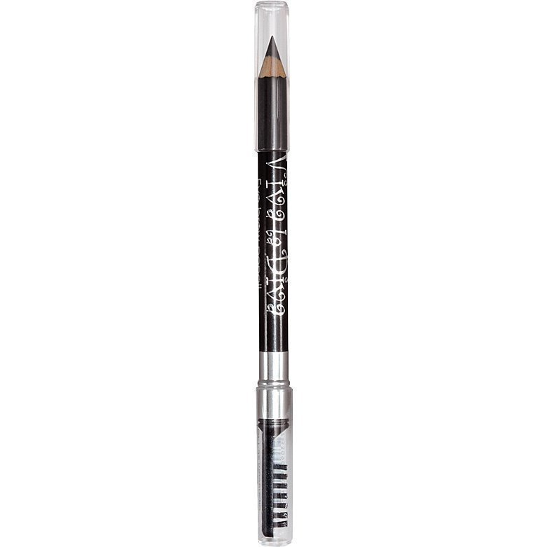Viva la Diva Eyebrow Pencil 30 Charcoal Black  1