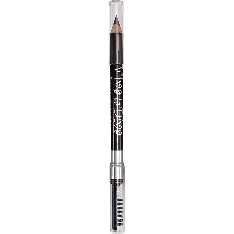 Viva la Diva Eyebrow Pencil 32 Macchiato Light Brown 1