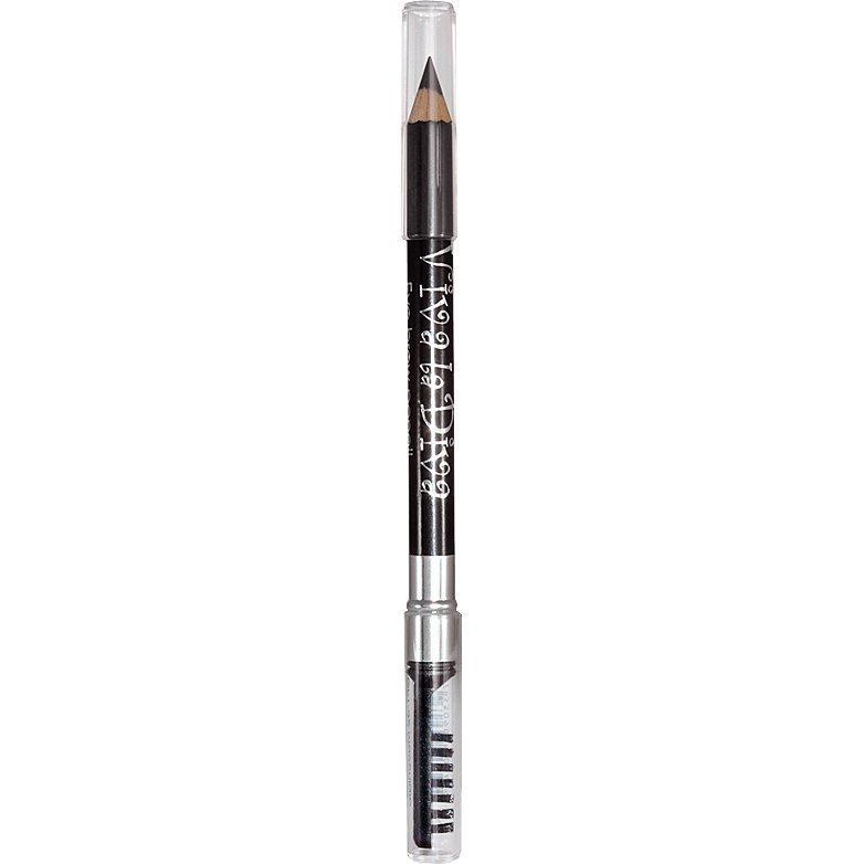 Viva la Diva Eyebrow Pencil 32 Macchiato Light Brown 1