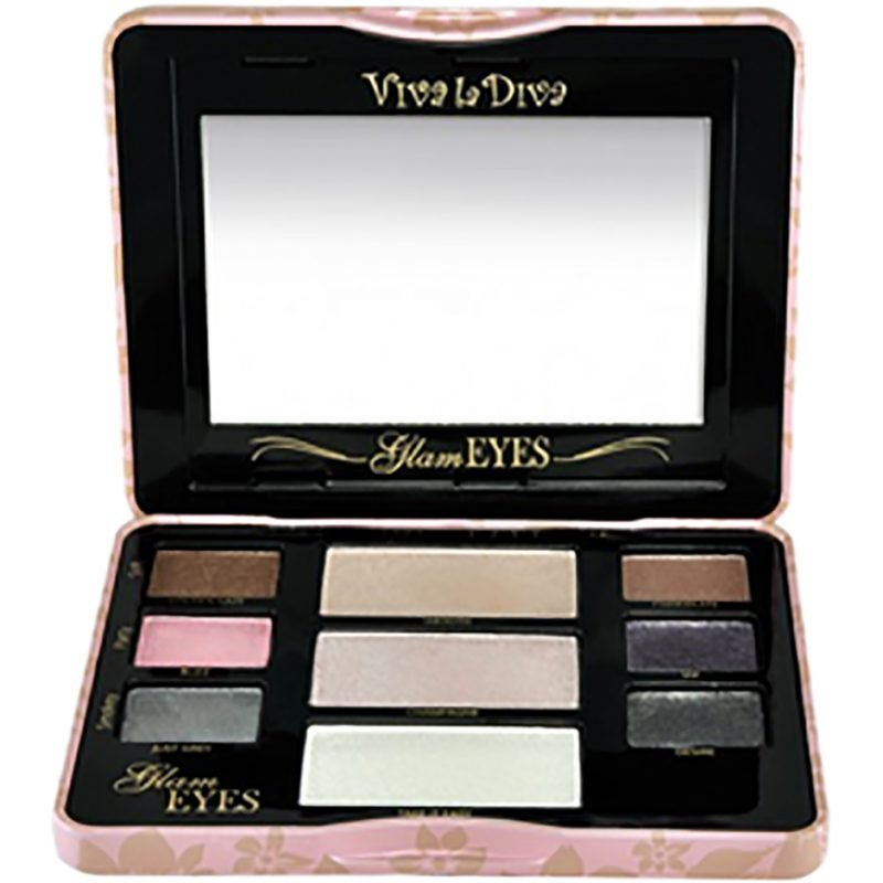 Viva la Diva Glam Eyes 9 Eyeshadows 10g