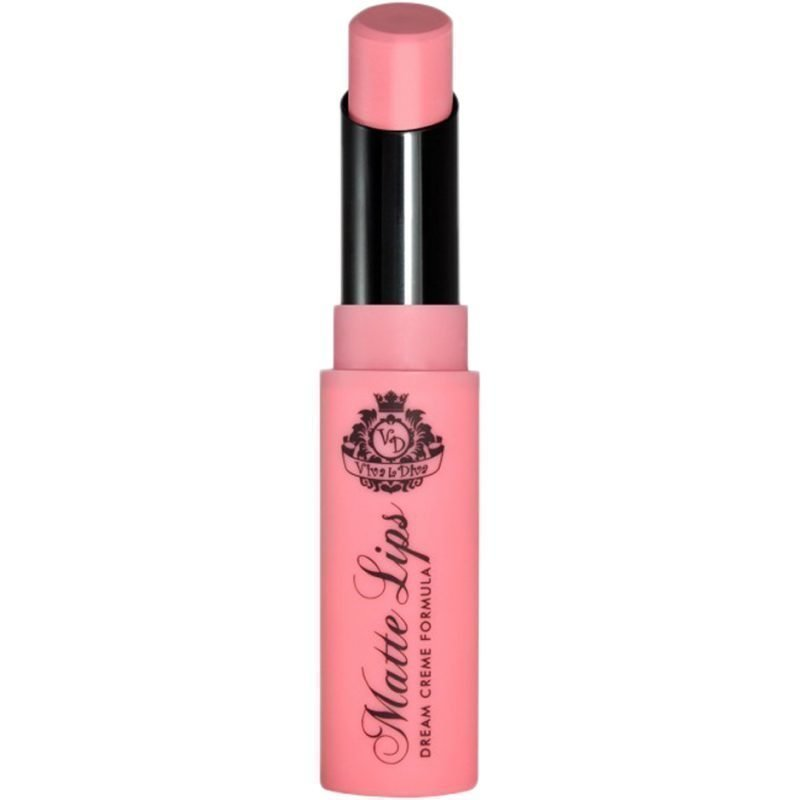 Viva la Diva Matte Lips 302 Pink Powder 3g