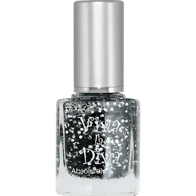 Viva la Diva Nailpolish 162 Blackout 9ml