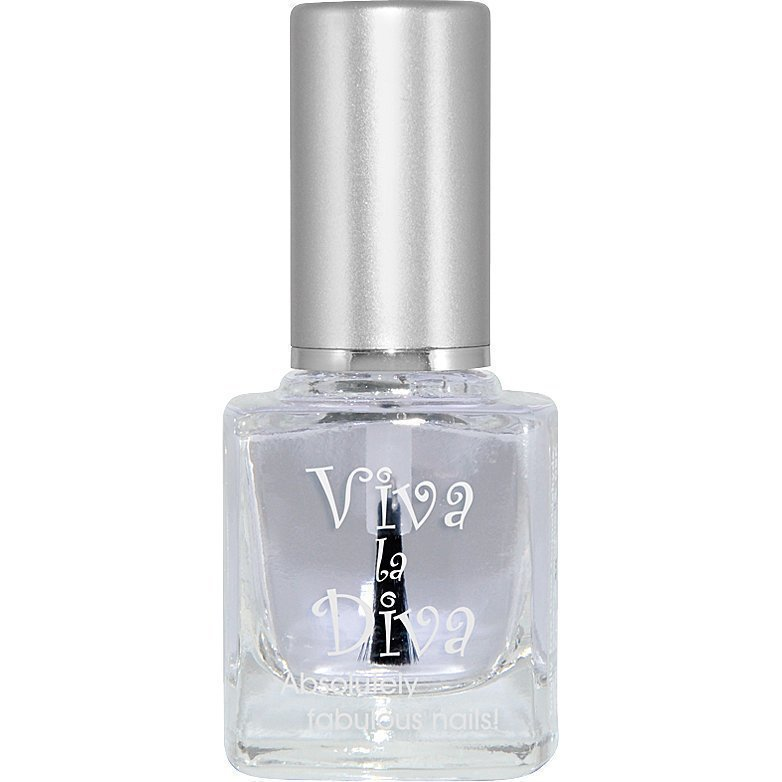 Viva la Diva Nailpolish 165 Gel Top Coat 9ml