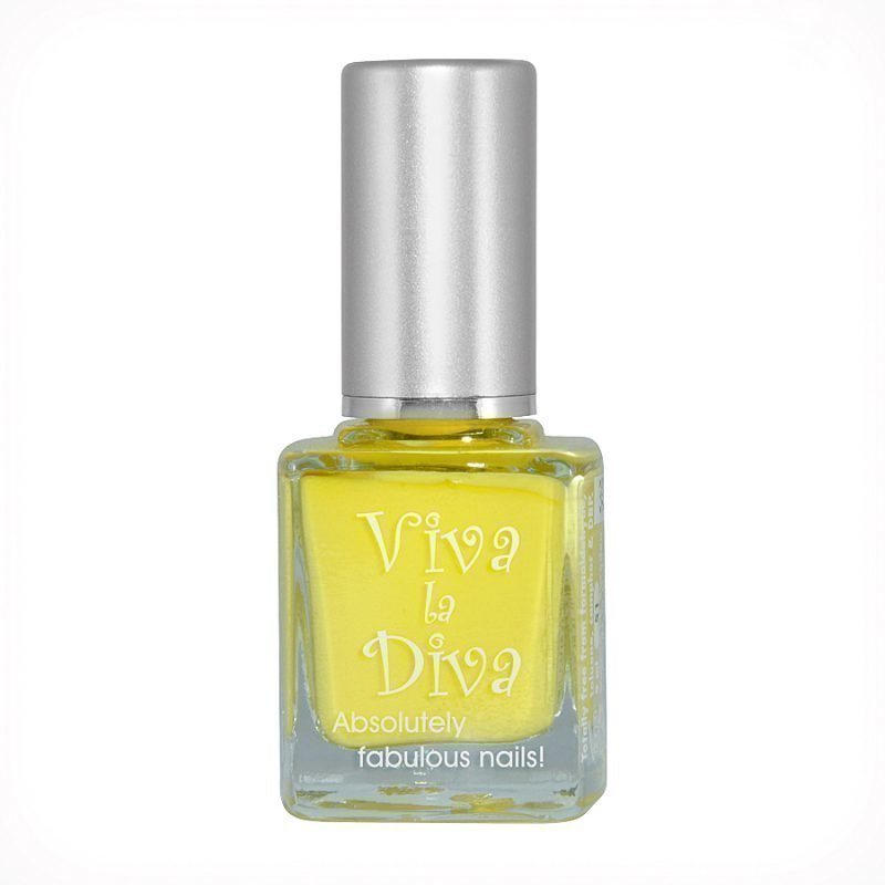 Viva la Diva Nailpolish 51 Just Yellow 9ml