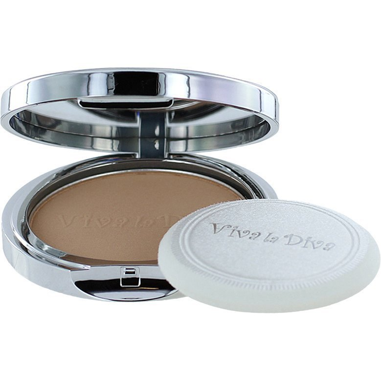 Viva la Diva Waterproof Powder 3 Deja Vu Dark 12g