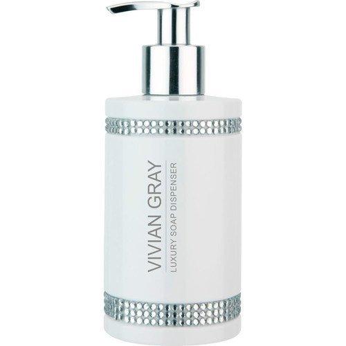 Vivian Gray Crystal White Luxury Cream Soap