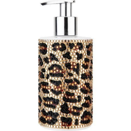 Vivian Gray Gold Leopard Liquid Hand Soap