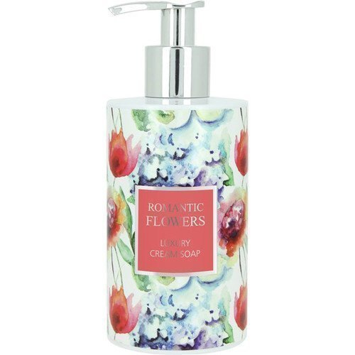 Vivian Gray Romantic Flowers Cream Hand Soap